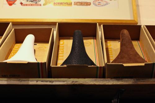 San Marco saddles