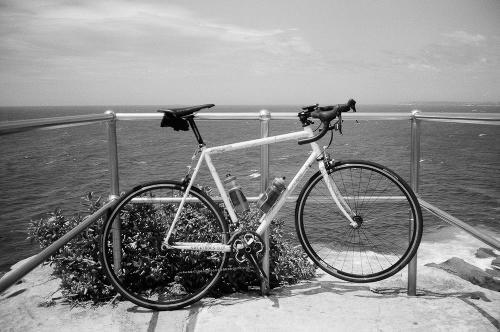 My trusty Milwaukee road bike