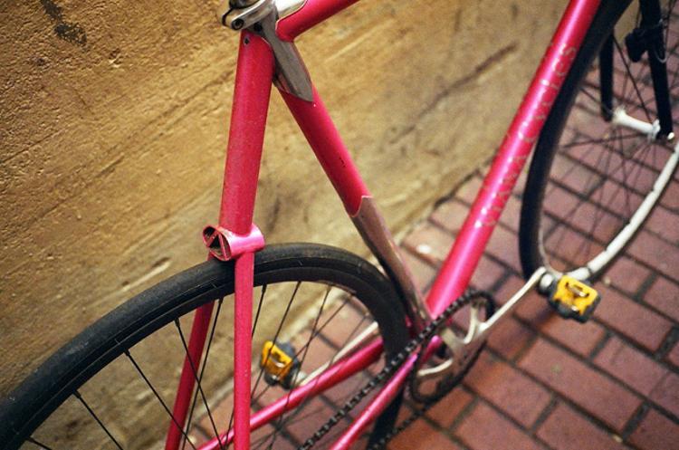 Jake Ricker: Felix's Viana Track Bike