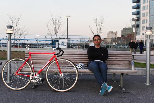 Beautiful Bicycle: Don and His Yamaguchi Track