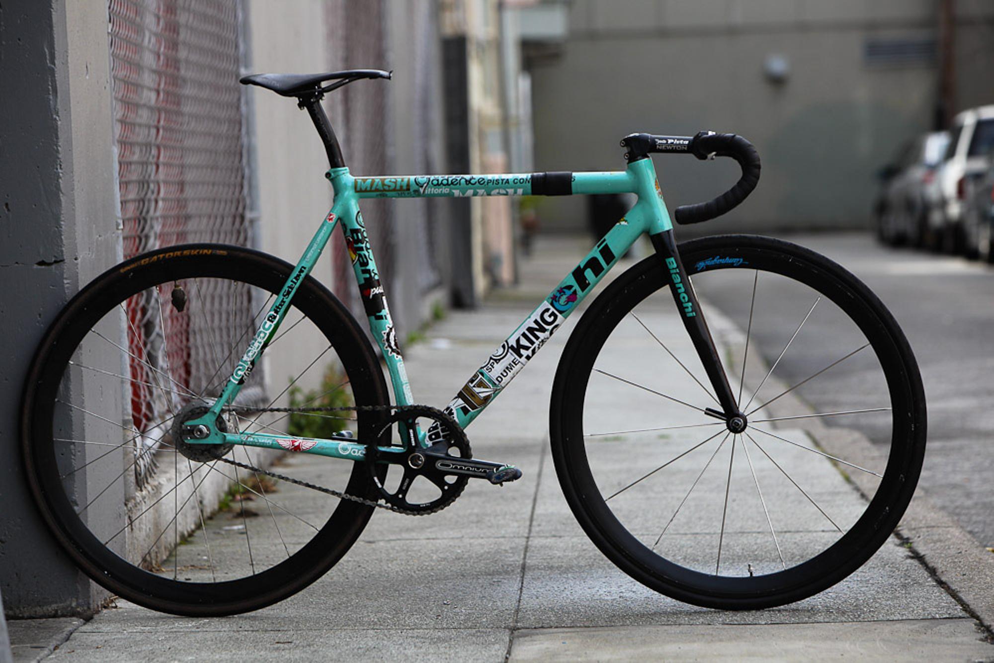 Rai's Bianchi Concept