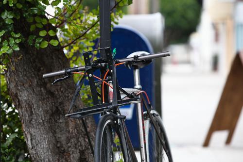 Trevor's TCB Bike