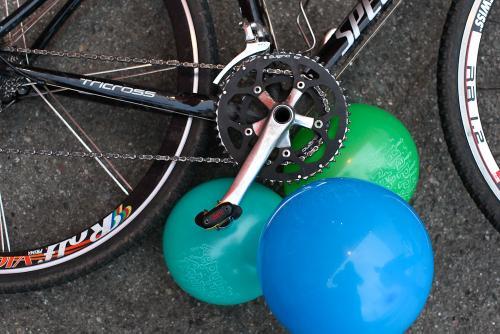 Steve's bike