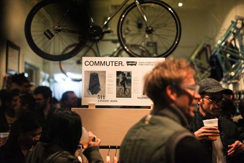 Levi's Commuter Party