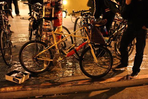 Erik Zo's bike