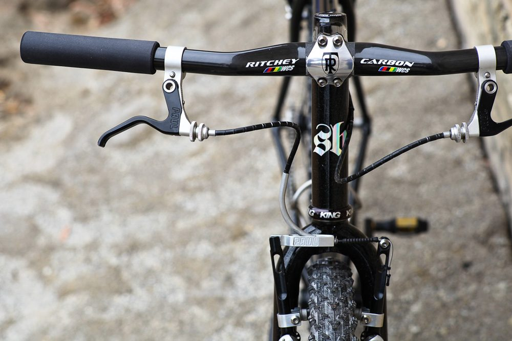 Shifter Dan's Single-Speed Monster Cross