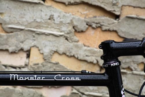 Shifter Dan's Single-Speed Monster Cross