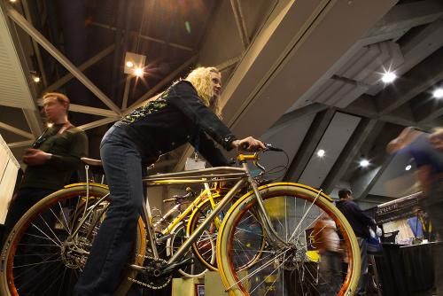 2012 NAHBS - YiPsan Bicycles