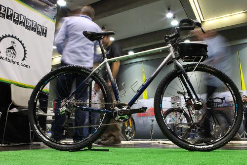 2012 NAHBS - Independent Fabrication