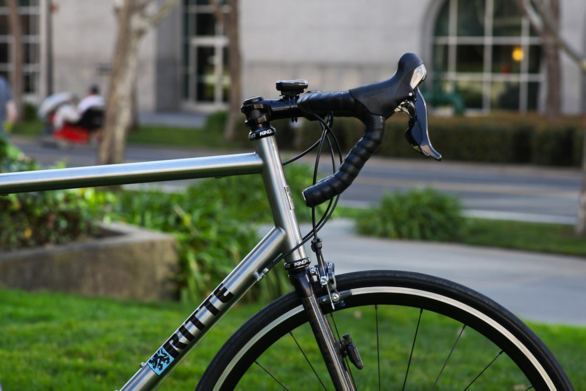 Souphorse's Ritte KVA Stainless Road