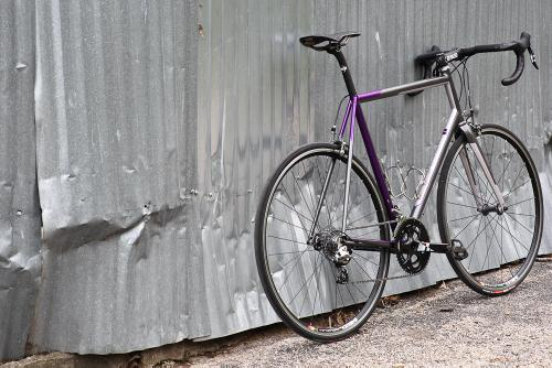 Beautiful Bicycle: My Bishop Road Bike