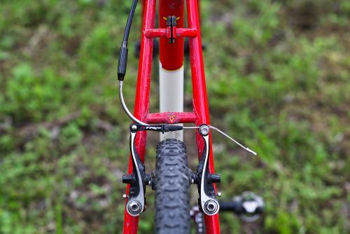 Beautiful Bicycle: Ross' Richard Sachs Cross Bike