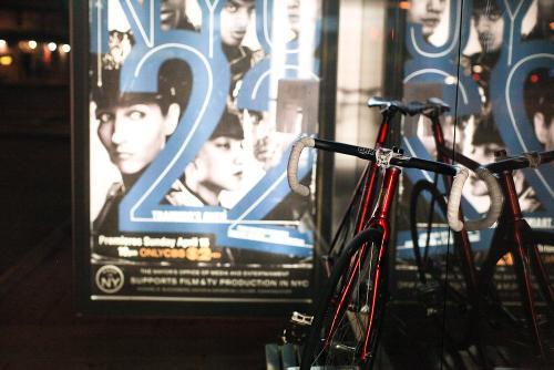 Stanridge Speed Red Hook Crit Track Bike