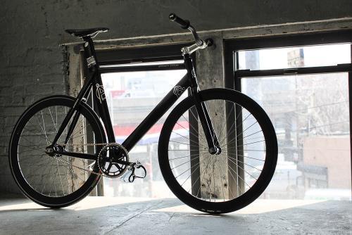 Beautiful Bicycle: Affinity Kissena Street Track