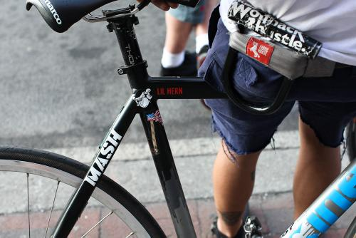 Locked Up: #FixieFamous Hern and Steve's Cinelli Mash Histograms