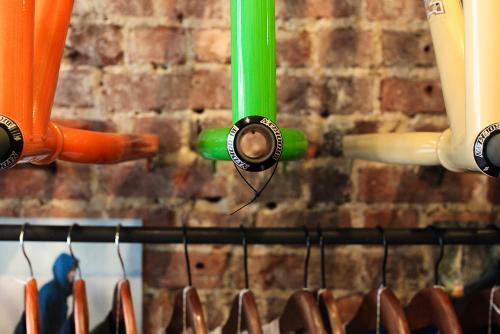 Brooklyn Machine Works at Chari and Co