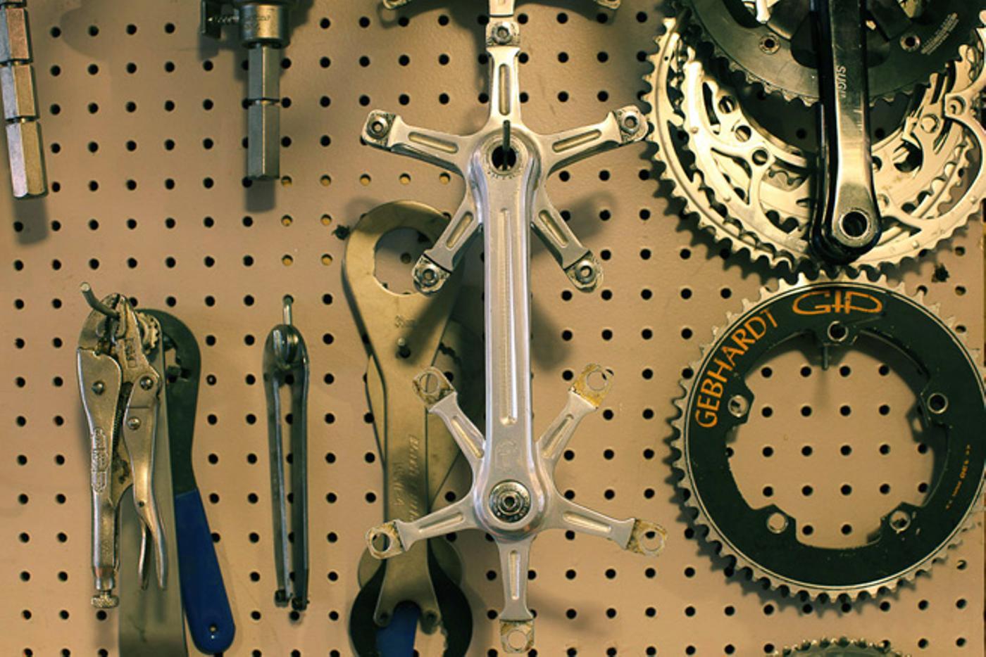 Every Bike Shop Has One Photo
