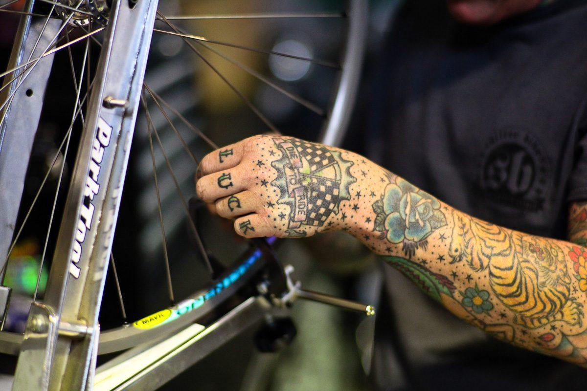 Shifter Bikes Love