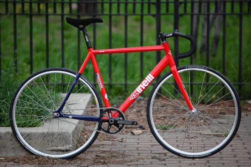 The 2012 Red Hook Crit Cinelli Vigorelli Prize Bike