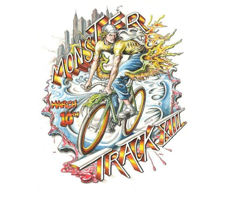 2012 Monster Track XIII Results