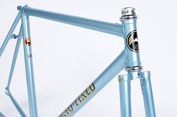 Tokyo Fixed Gear's 2012 Frame Lineup