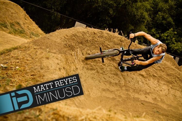 Matt Reyes for iMinus D