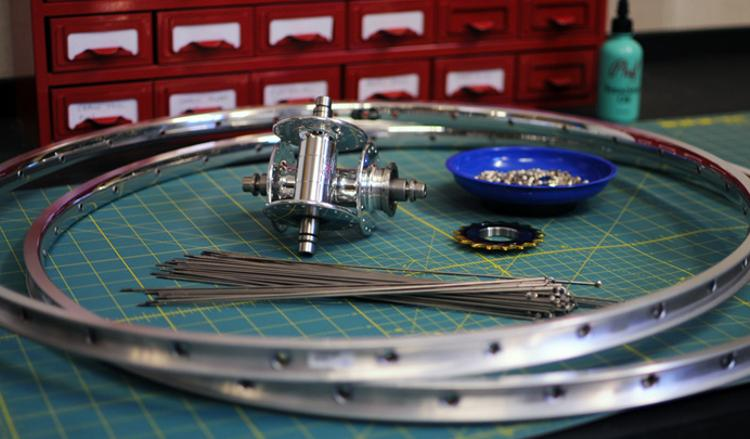 Tokyo Fixed Gear: New Workshop
