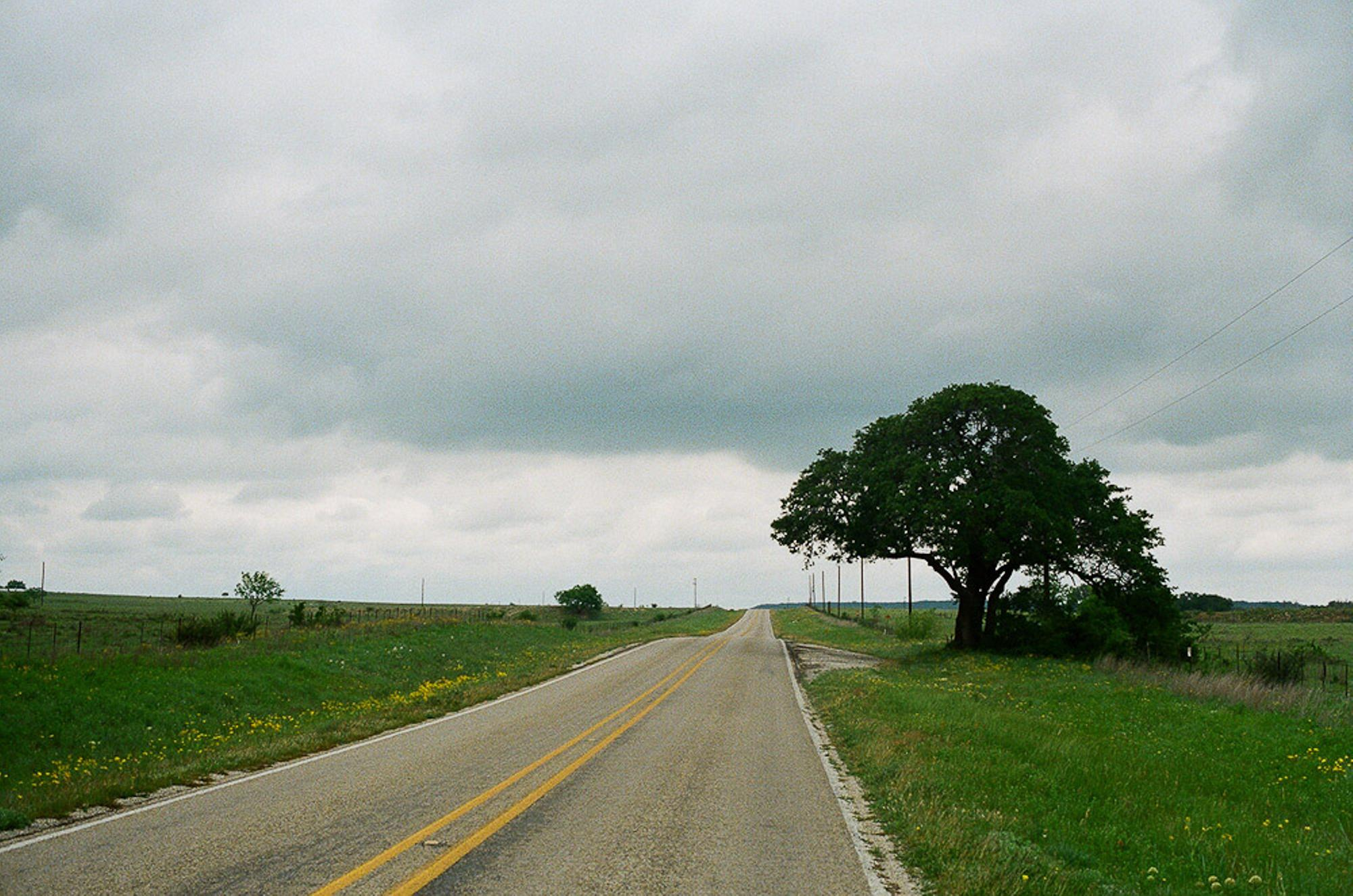 Country road 580