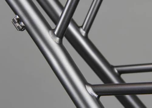 EPUC Frame Rack Welds