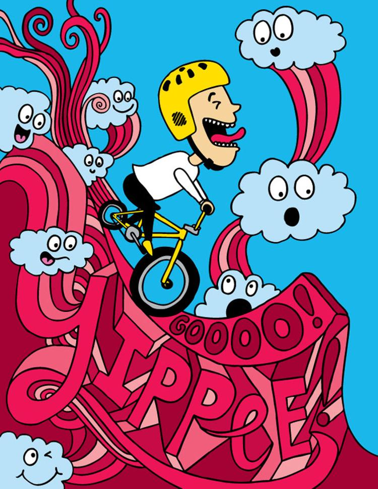 Chris Piascik: Yippeeeee!!