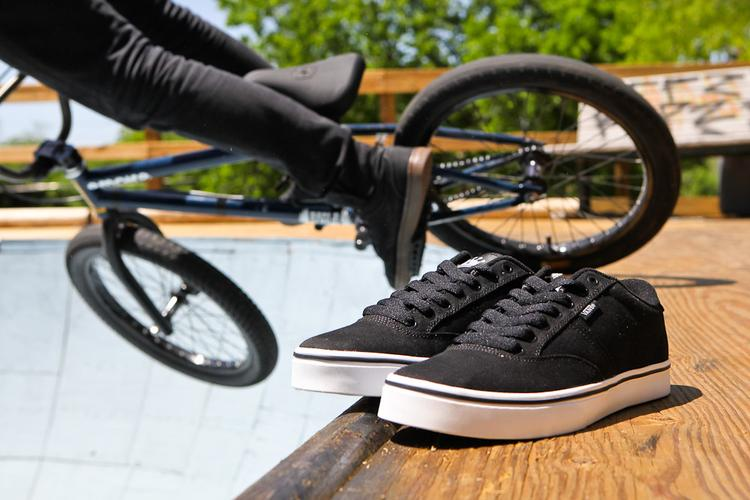 The Vans and Empire BMX Ruark Shoes