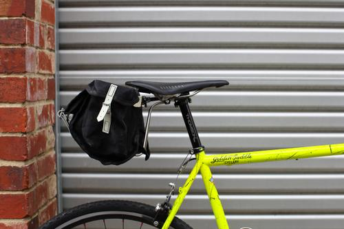 Carradice Barley Saddle Bag