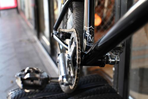 Benny's Custom S&M Racing BMX