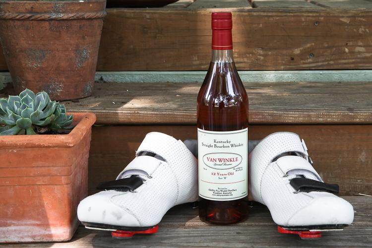 Van Winkle and the Rapha Grand Tour Shoes