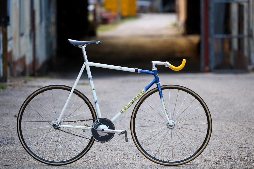 Ross 3rensho International Keirin Champion Track Bike The Radavist