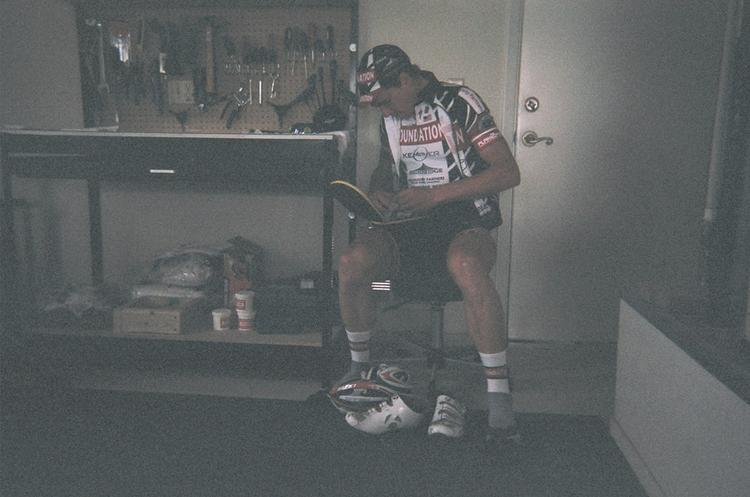 Dan Chabanov's Lens – Training and Racing in Arizona for Foundation
