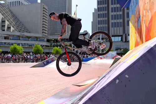 RideNStyle Fixed Freestyle