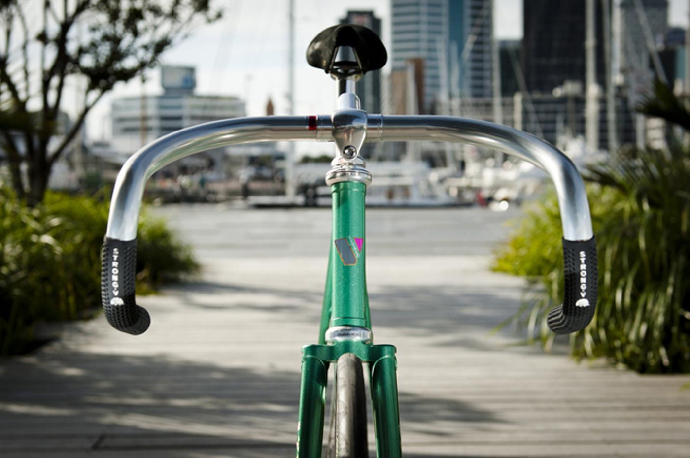 Beautiful Bicycle: Kenny's Vivalo Pista