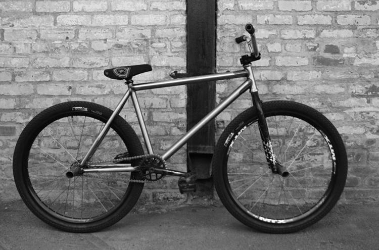 Unknown Bike Co: V3 FGFS Frames
