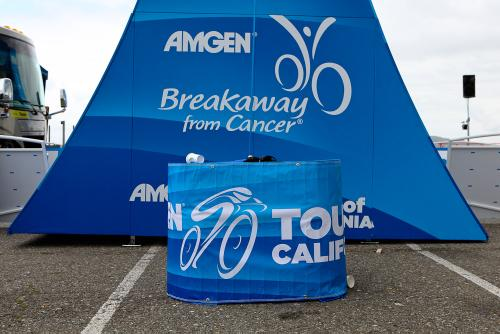 AMGEN Tour of California - Stage 02 SF