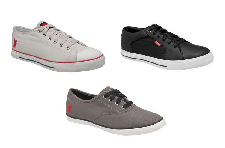Chrome: Four New Shoe Models for Summer 2012