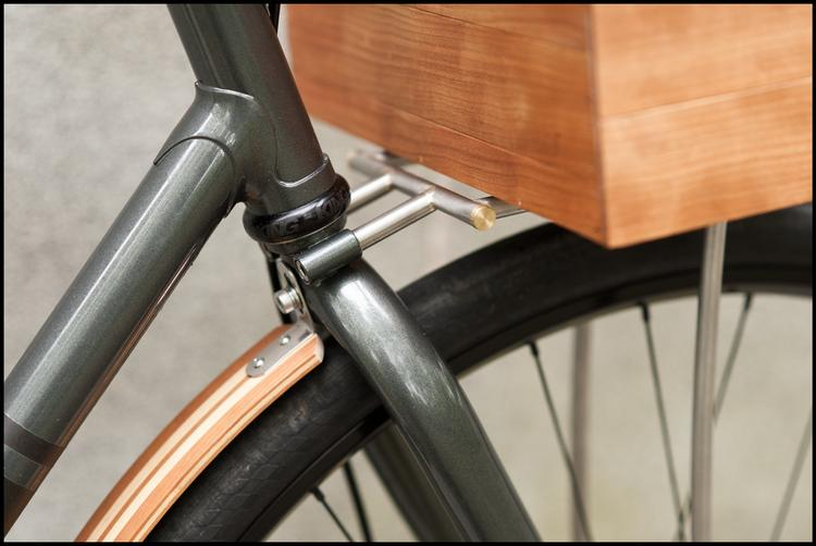 Fast Boy Cycles: Cory's Beer Porteur