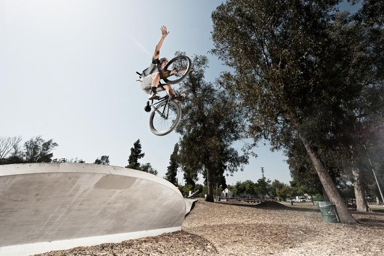 Rec Fail: Joe McKeag Reaches for the Sky and Zen Grips