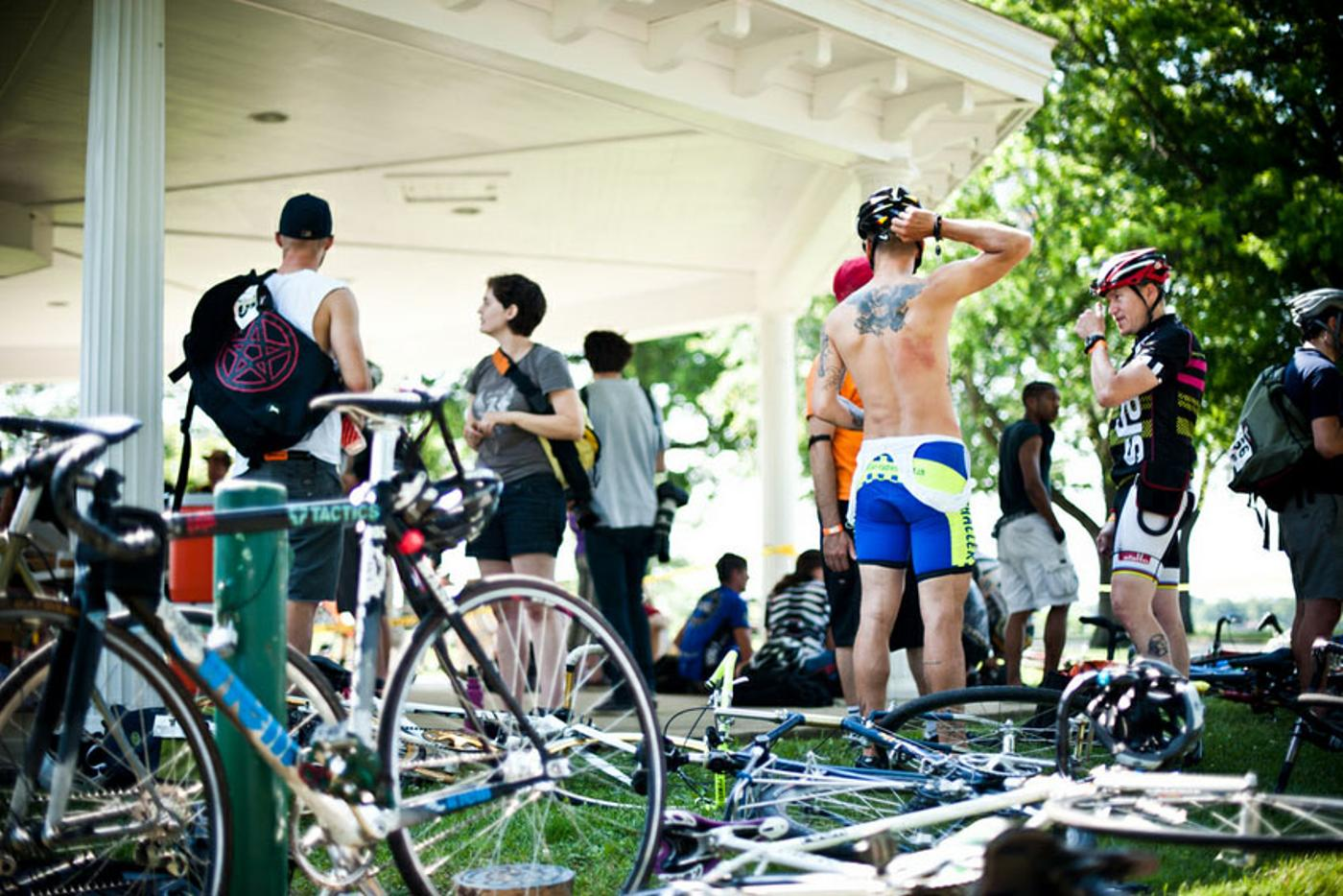 Sean O'Donnell's 2012 NACCC Photos