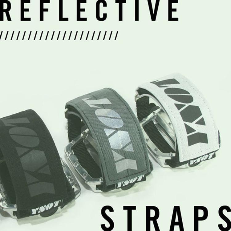 YNOT: Night Rider Reflective Straps