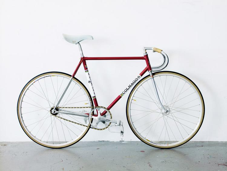 Reader's Rides: Keirnan's Colnago Super Pista with C-Record