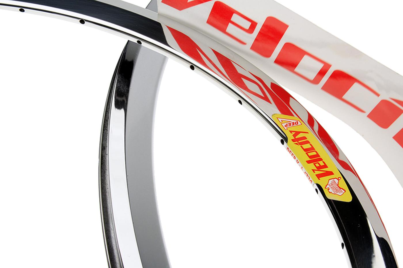 Bens Cycle: Polished Deep Vs in Stock