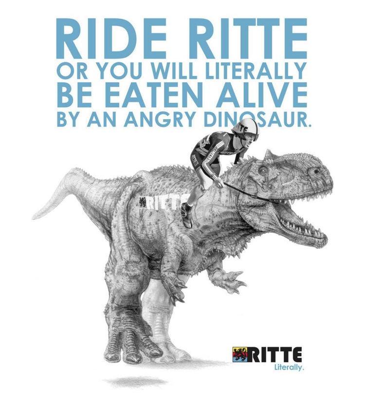 Ritte: Literally Ads