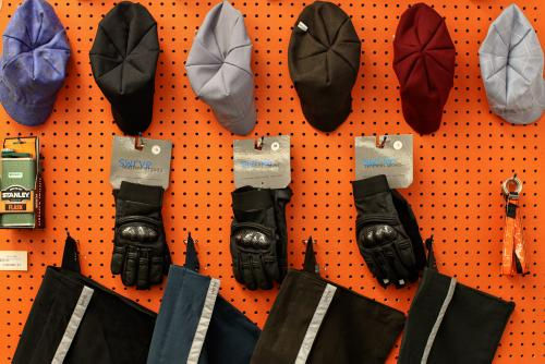 Shop Visit: SWRVE's Storefront