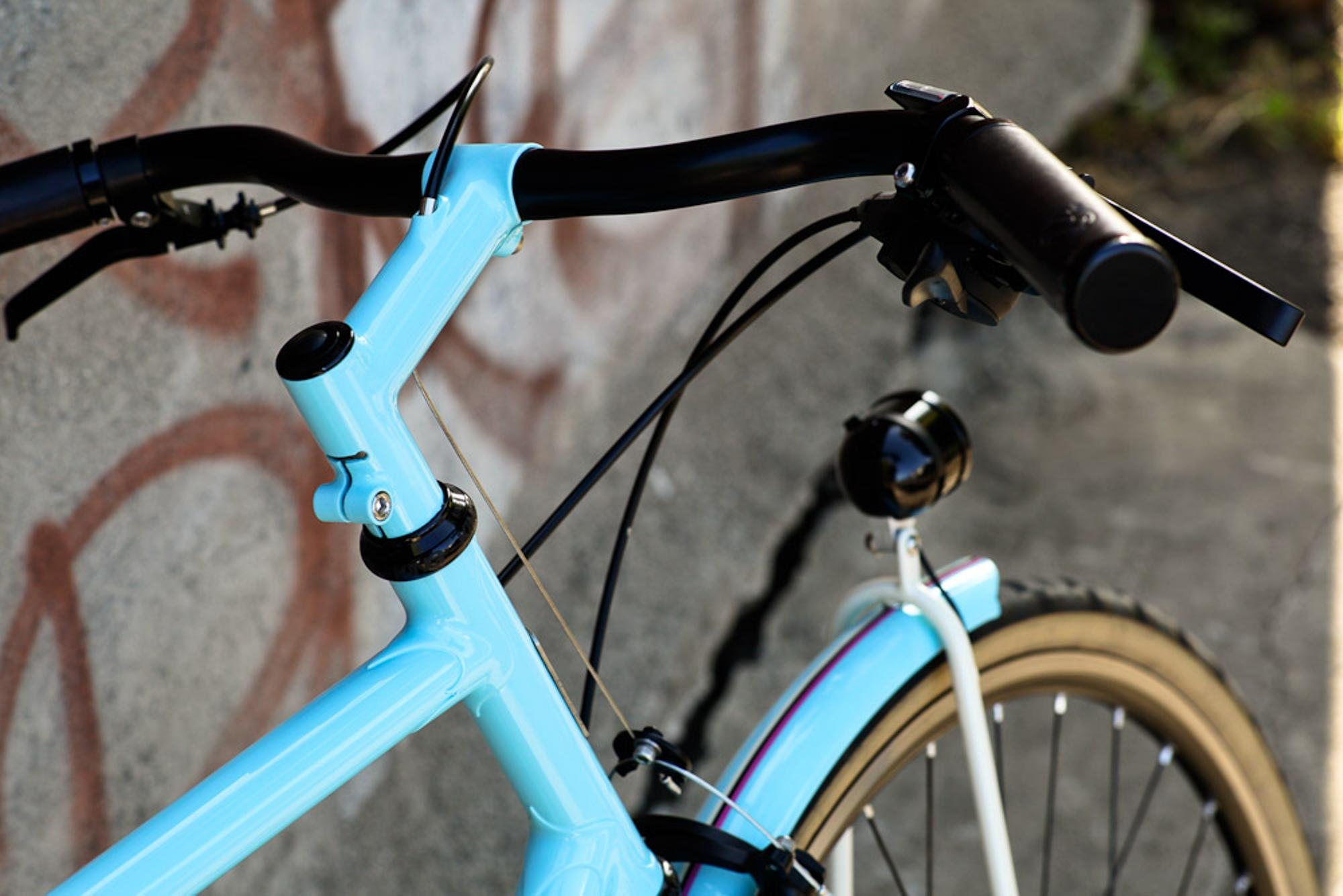 Beautiful Bicycle: Andy's Signal Commuter